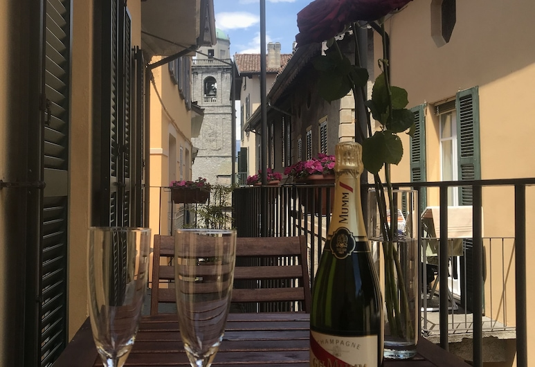 Appartamenti Meraviglia, Bellagio, Huoneisto, 1 makuuhuone, Terassi, Terassi/patio