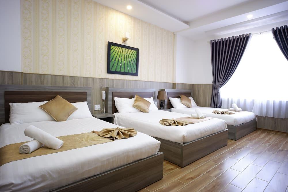 Deluxe-Vierbettzimmer - Zimmer