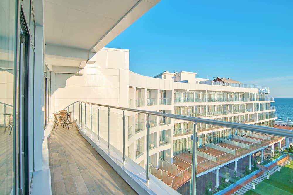Pokój dwuosobowy typu Classic - Z widokiem na balkon