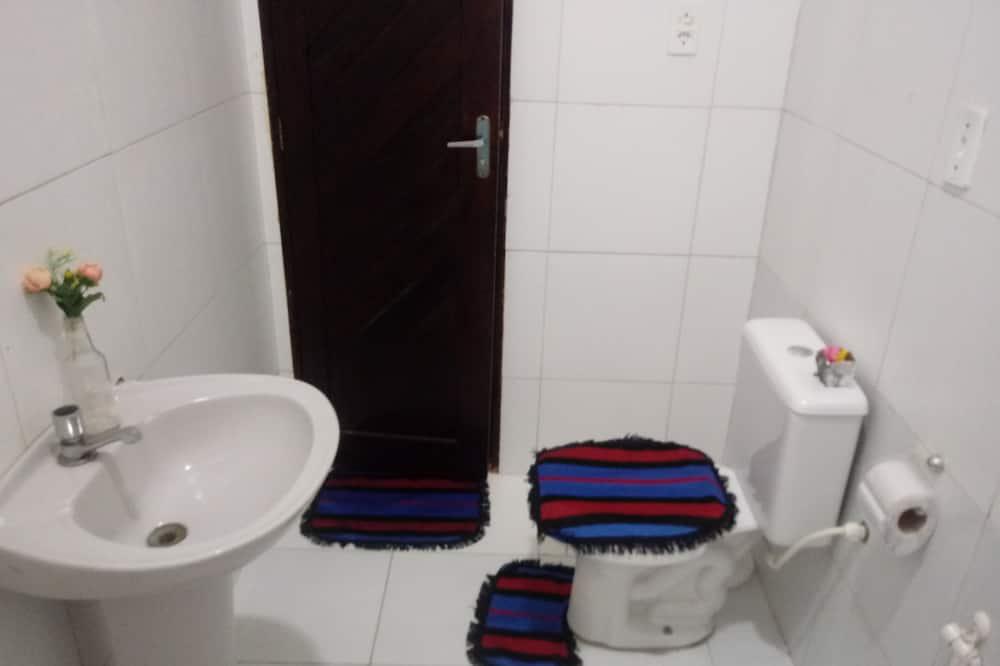 四人房, 多张床, 无烟房 - 浴室