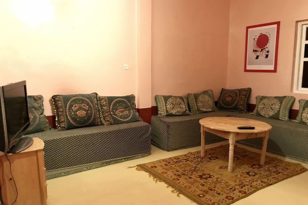 Departamento clásico, 1 habitación - Sala de estar