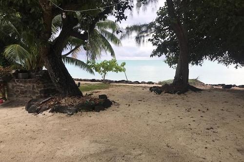 波拉波拉海灘別墅私人度假屋