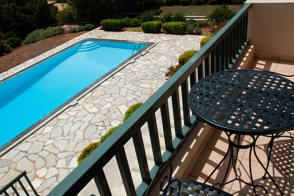 Vila, 6 kamar tidur, kolam renang pribadi - Kolam renang pribadi
