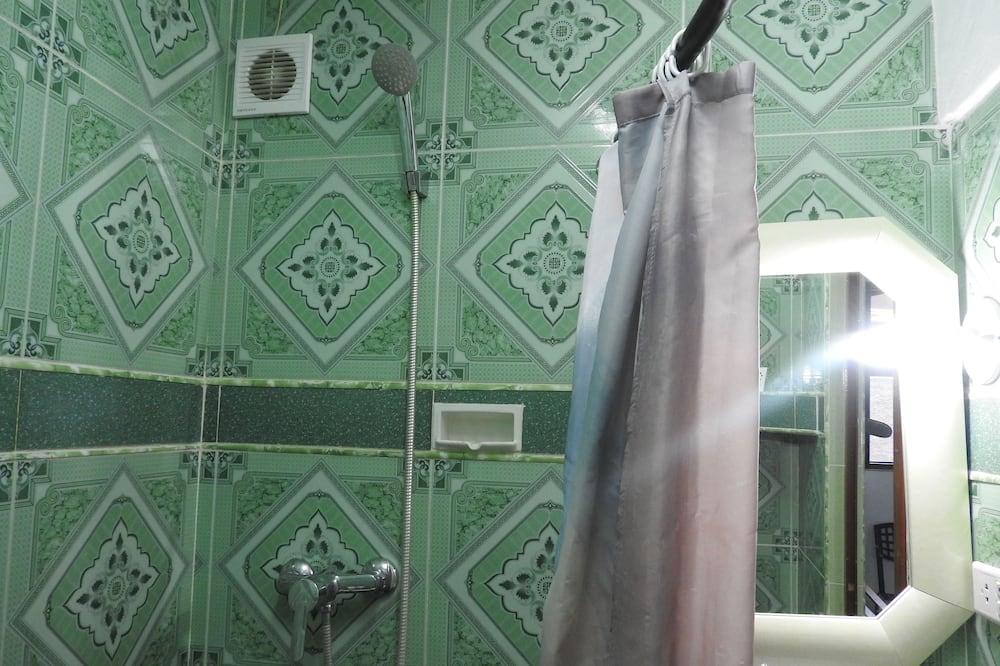 Dizajnová dvojlôžková izba, 1 dvojlôžko, nefajčiarska izba - Kúpeľňa