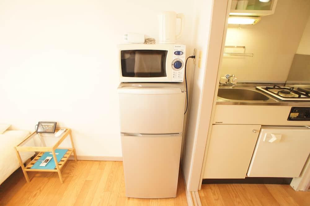 Apartmán, viacero postelí, nefajčiarska izba - Minichladnička