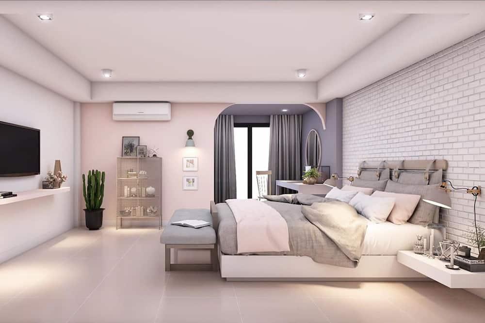 Mini Suite King - Δωμάτιο επισκεπτών