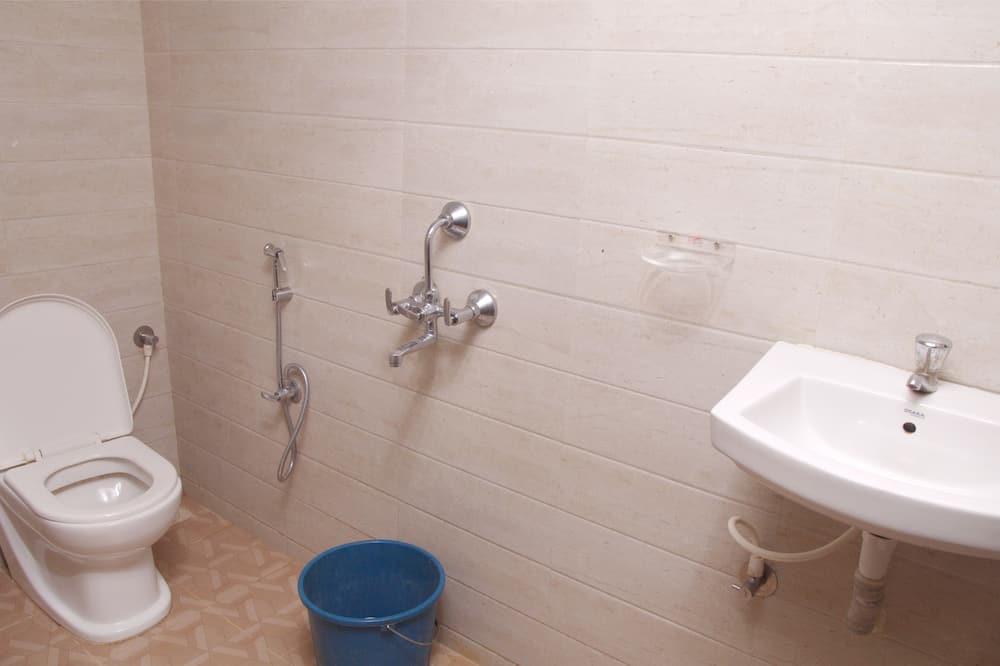 Non AC Room - Bathroom