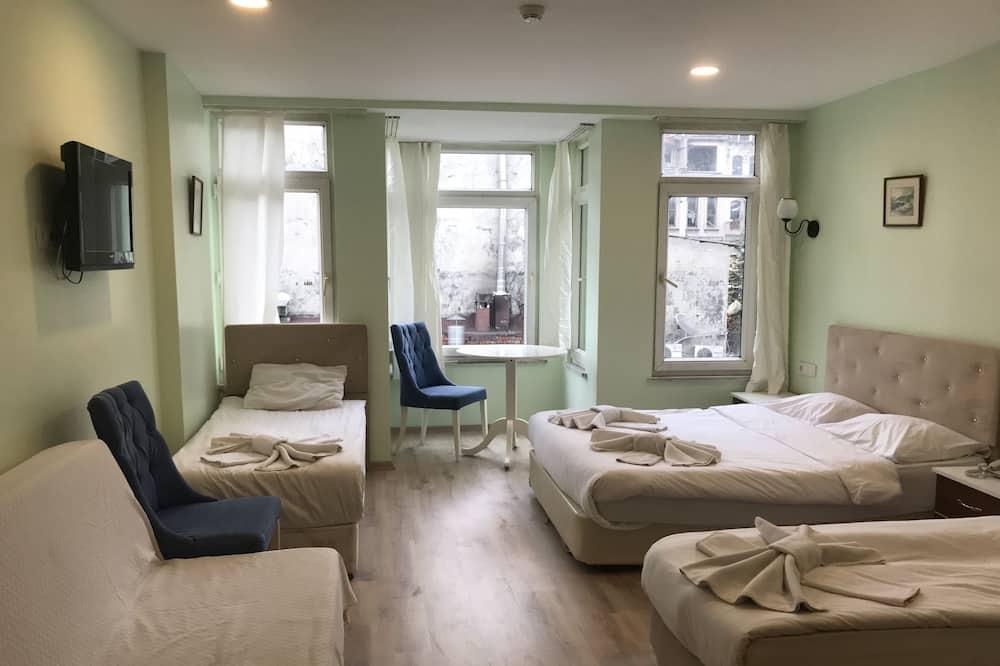 Comfort stuudiosviit, 2 laia voodit - Vaade toast