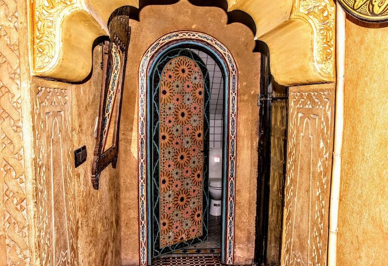 拉左利西迪法塔赫酒店, 拉巴特, 大堂閒坐區