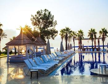 Kemer bölgesindeki Tui Fun&Sun Comfort Beach Resort - All Inclusive resmi