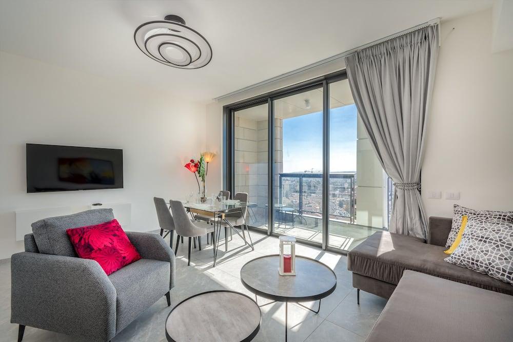 公寓, 多張床, 非吸煙房 - 客廳