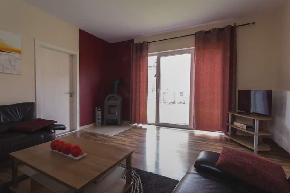 獨棟房屋, 陽台 (2 people per bedroom) - 客廳