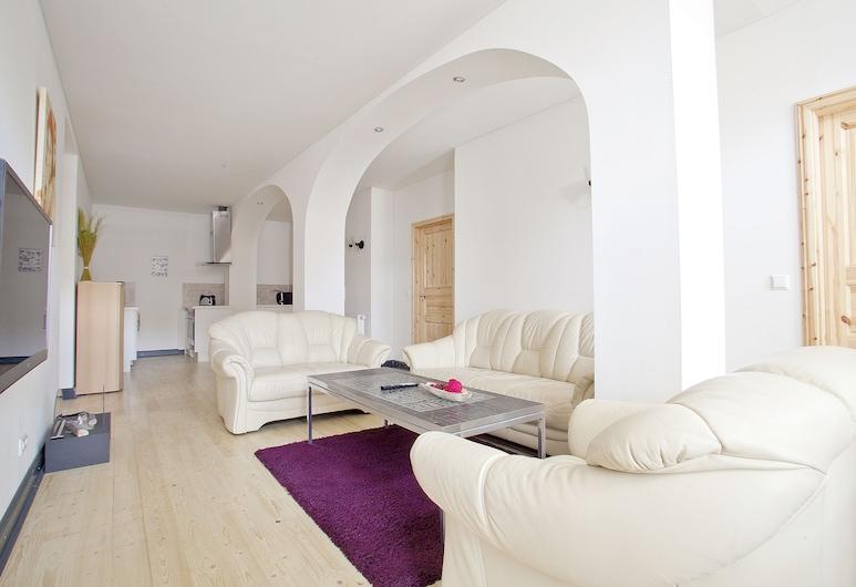 Apartments Villa Schwan, Wunstorf, Apartment, 4 Bedrooms (2 people per bedroom), Living Area