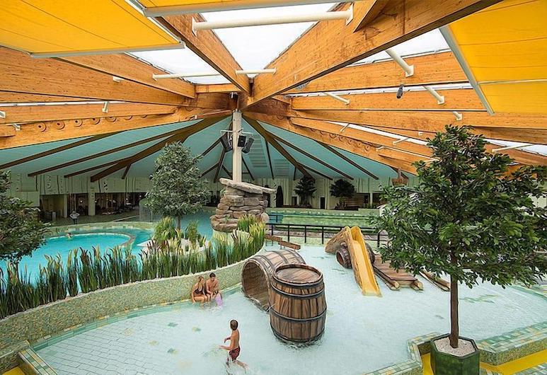 Spreewelten Hotel, Lübbenau/Spreewald, Indoor Pool