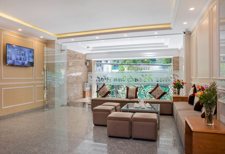 Nhat Minh Anh Hotel, Hošiminas, Poilsio zona vestibiulyje