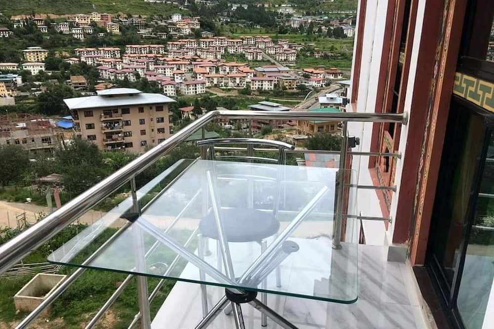 Standaard kamer, 1 twee- of 2 eenpersoonsbedden - Balkon