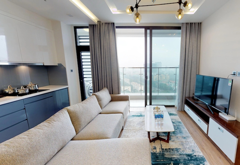 Luxury Apartment in Vinhomes Metropolis, Hanoi, Apartment, 3 Bedrooms, Room