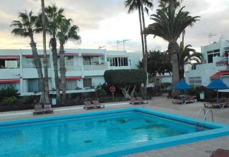 Cozy Studio II Tenerife Sur, Arona, Εξωτερική πισίνα
