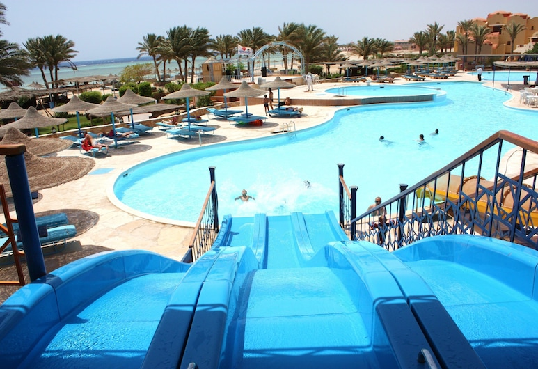 Bliss Abo Nawas Resort - All Inclusive, Marsa Alam, Waterslide