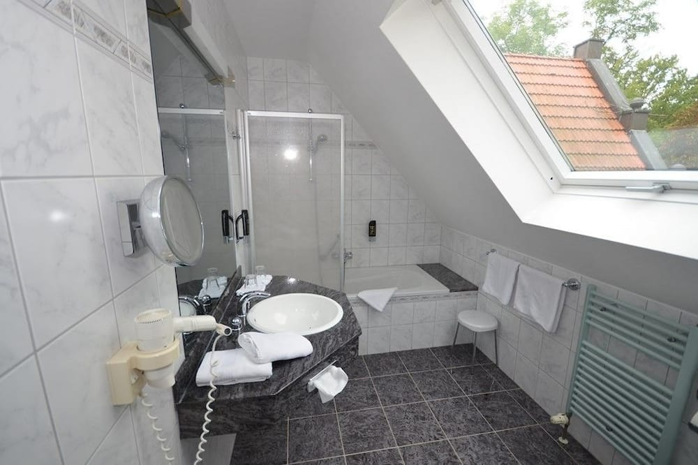 ห้องสวีท - ห้องน้ำ