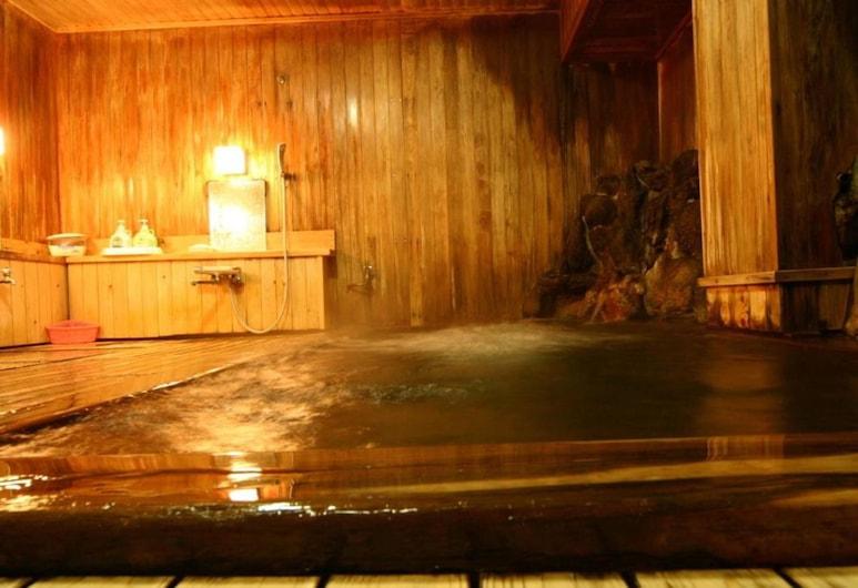 Senshinkan Matsuya, 야마노우치, 공중 목욕탕