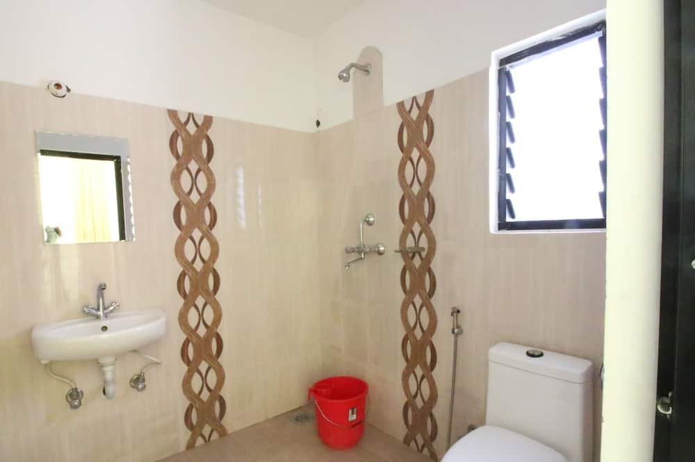 Deluxe kahetuba, 1 kahevoodi, omaette vannitoaga - Vannituba