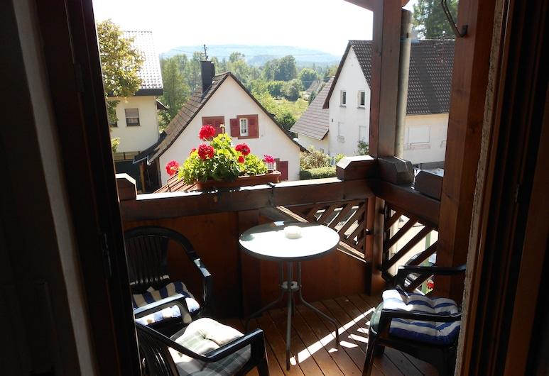 Blick zum Maimont, Ludwigswinkel, Habitación doble, balcón, Habitación
