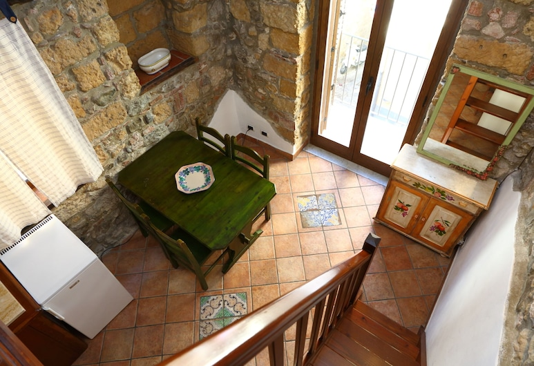 Private Nook, Cefalù, דירה, נוף לעיר, אזור אוכל בחדר