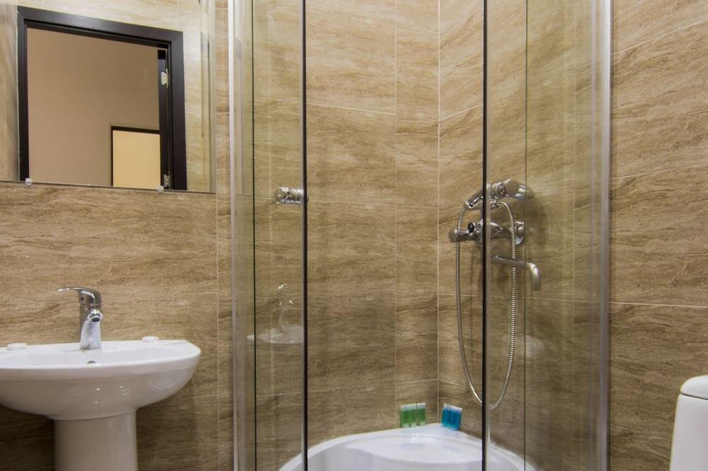 Comfort Double or Twin Room, Garden View - Bathroom