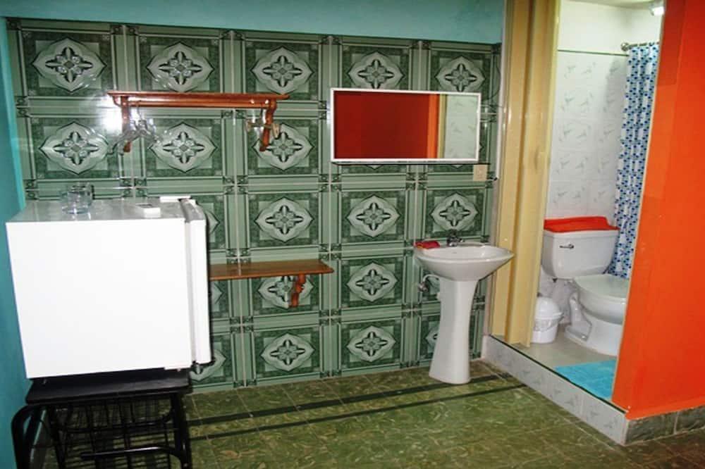 클래식 아파트, 침대(여러 개), 시내 전망 - 미니 냉장고