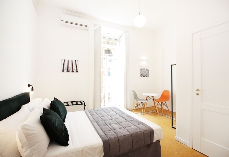 Le Quinte del Bellini, Naples, Luxury Double Room, Guest Room
