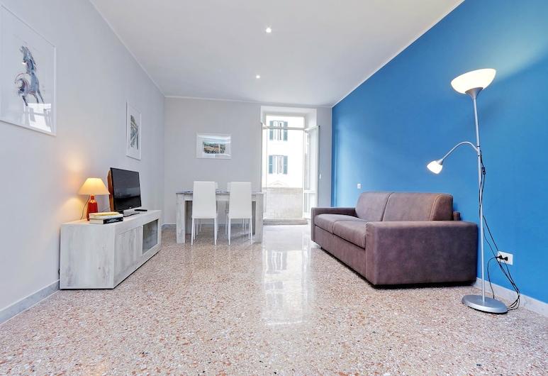 Casa dell'Artista Roma , Rome, Apartment, 2 Bedrooms, Living Area