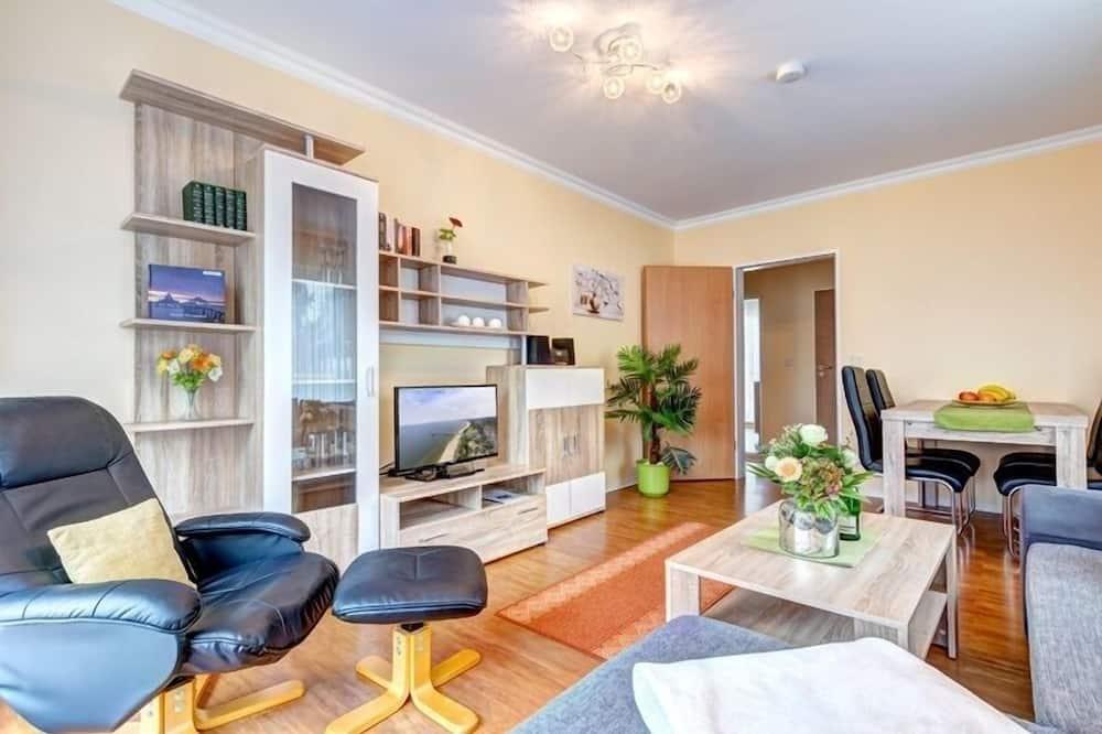 公寓 (D9 - incl. Cleaning Fee 70 EUR) - 客廳