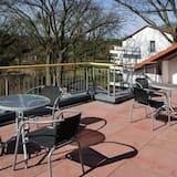 公寓 (D9 - incl. Cleaning Fee 70 EUR) - 露台