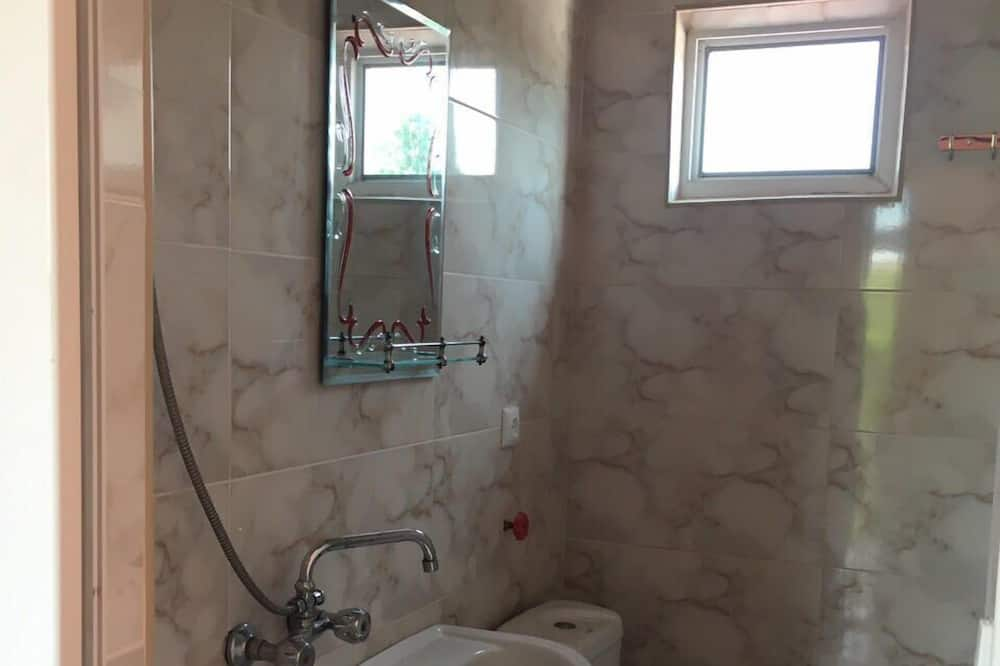 Basic Double or Twin Room, 1 Queen Bed, Non Smoking - Bathroom