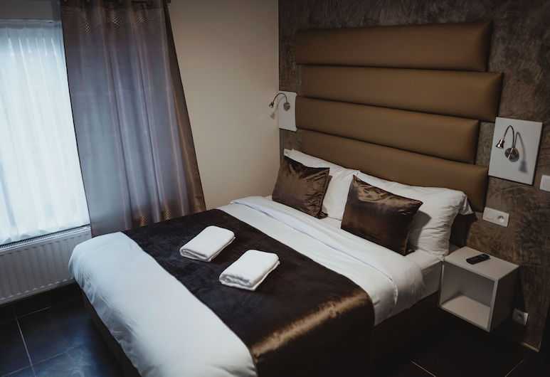 Onyx Expo Brussels, Brussels, Standard Double Room, Guest Room