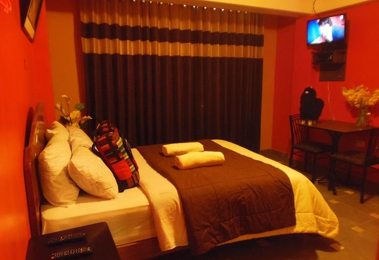 Hostal Pablos House, Machu Picchu, Chambre, 1 grand lit, non-fumeurs, Chambre