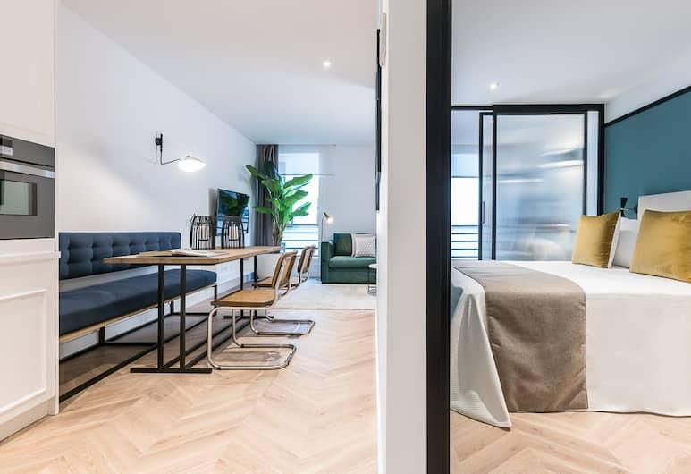 Home Club San Marcos I, Madrid, Apartment, 1 Schlafzimmer, Nichtraucher, Zimmer