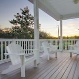 Ferienhaus, 4Schlafzimmer, Küche - Balkon