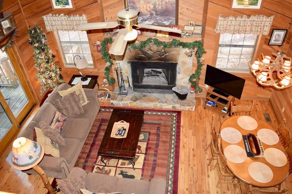 Rumah, Beberapa Tempat Tidur (Cherokee) - Area Keluarga