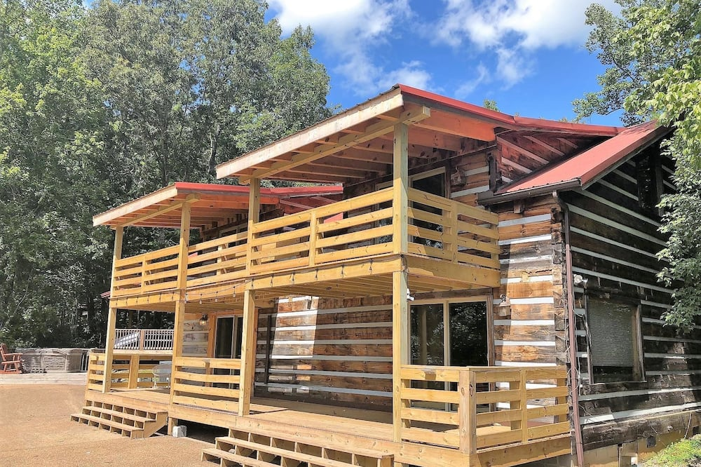 Stuga - flera sängar (Lodge at Bradley Mountain) - Hotellområde