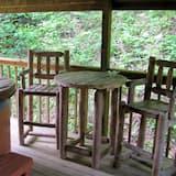 Ferienhütte, Mehrere Betten (Alone At Last) - Außen-Whirlpool
