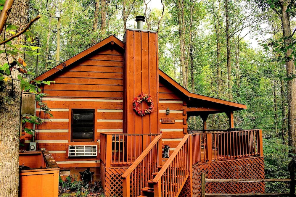 Kuća u prirodi, 1 king size krevet (Bear View) - Pročelje