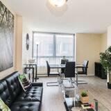 City Apartment, 1 Bedroom, Non Smoking - Living Area