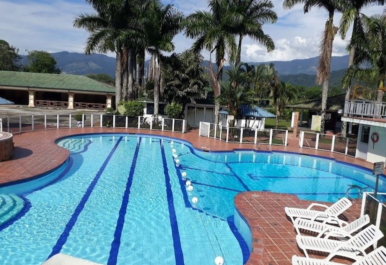 Hotel Campestre Hacienda San Jose , Villavicencio, Outdoor Pool