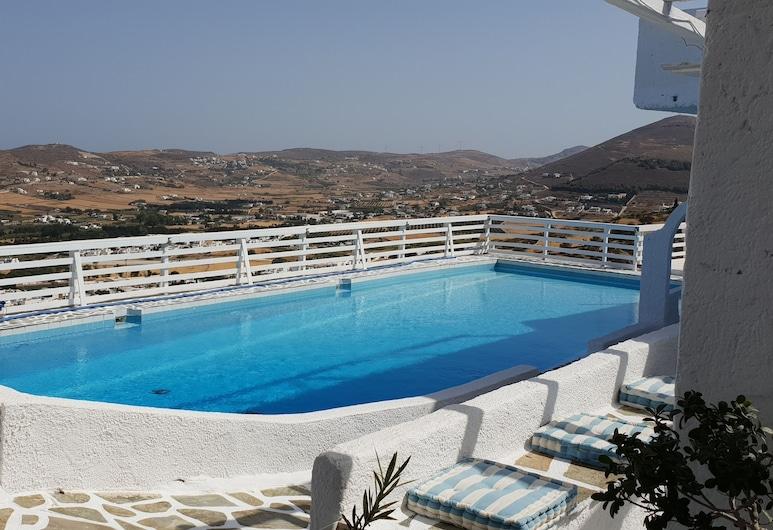 Golden Sunset Paros, Paros, Pool