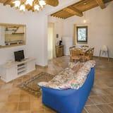 Традиционный коттедж, 3 спальни - Гостиная