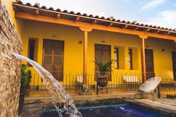 Colima — zdjęcie hotelu Hotel Casa Danna