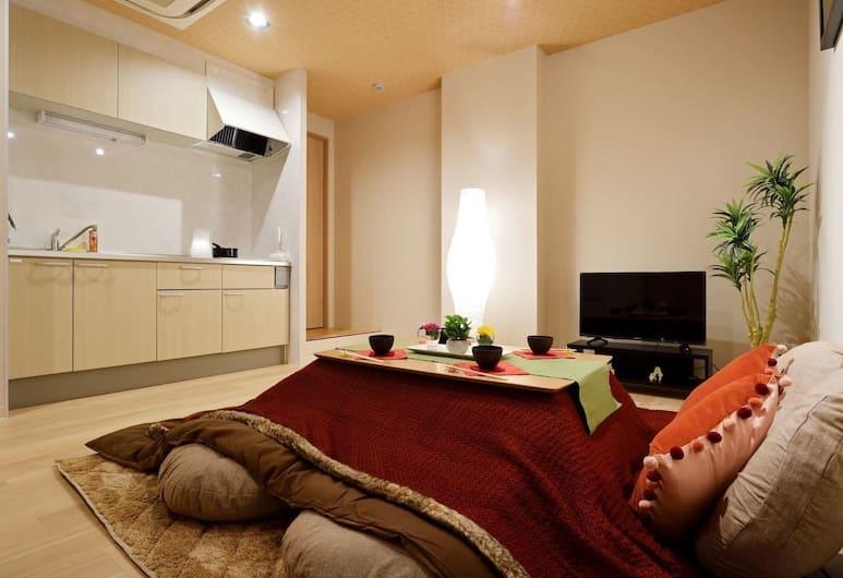 나고미 고코로 빌리지 투1.2.3, 오사카, 룸 (for 8 Guests #TO3), 거실 공간