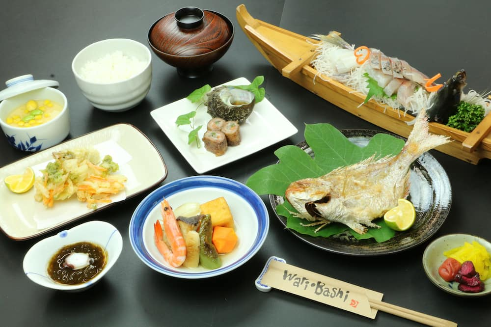 Huone (3F, 302-304) - Ryokan-illallistila